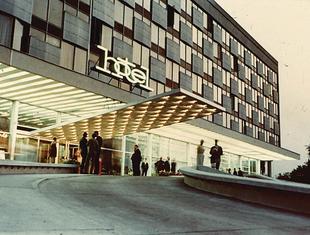 Współczesna architektura Krakowa. Hotel Cracovia według DDJM