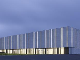 Budynek jak kod kreskowy - Centrum Ekspozycyjno-Kongresowe w Chinach