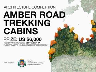 Konkurs na projekt schronisk na Bursztynowym Szlaku