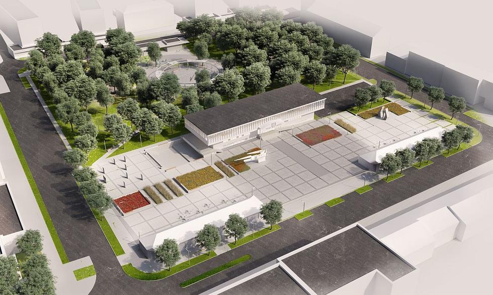 Rewitalizacja historycznego centrum Biłgoraja