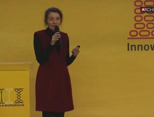 """""""Dlaczego innowacyjność jest ważna?"""" - pełen wykład Caroline Bos [FILM]"""