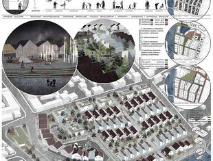 Projekty studenckie – wyniki konkursu Dom jutra. Model budownictwa dostępnego
